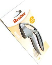 Metaltex Excellent Quantity Garlic Press,Crusher Kitchen Chefs Tools