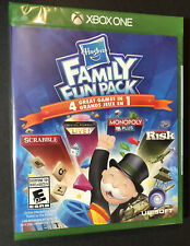 Hasbro Family Fun Pack [ 4 Games in 1 pack ] (XBOX ONE) NEW
