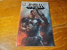 The Punisher #1 NM Unknown Comics Lucio Parrillo Variant