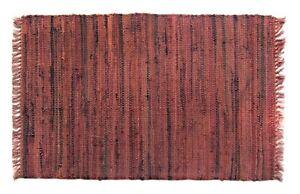 "Southwest Decor Rag Rug Runner, 24"" x 72"", 100% Cotton, Spicey Desert Color"