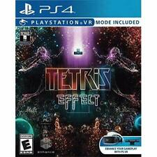Tetris Effect Sony PlayStation 4 PS4