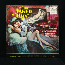Angelo Lavagnino-Naked Maja OST-United Artists 4031-MONO ORIG