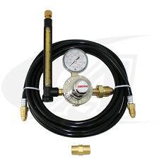 Smith® Precision TIG Series Regulator with Gas Hose Kit