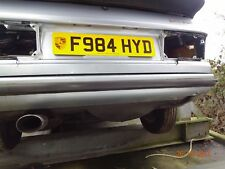 Porsche 944 Rear Bumper in Pale Blue - F985HYD                             (•̪●)
