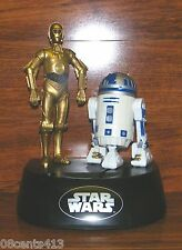 1995 Star Wars C-3PO & R2-D2 Electronic Talking Action Bank (ThinkWay Toys)