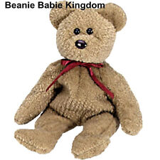 "TY Beanie Baby * curly * L'Ours 8 ""tall 04052"