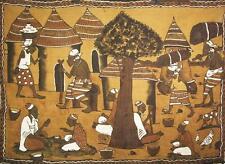 African mud cloth bogolan mudcloth bogolanfini new Extra Large textile x16
