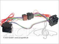 Parrot Adapter Freisprechadapter Mercedes W169 W245 W203 W209 mit Audio 20 Radio