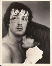 CBS Original One Of A Kind Press Photo Rocky Sylvester Stallone Talia Shire