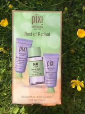 Pixi Best of Retinol set - brand new including: cleanser, toner and lotion.