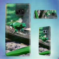 FROG GREEN TREE FROG HARD CASE FOR SAMSUNG GALAXY S PHONES