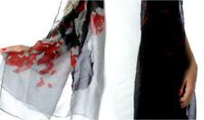 Large Polka Dot & Paisley Print Scarf Rectangle Sarong Shawl Green Coral Tan