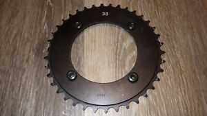 UNBRANDED CHAINRING, MOUNTAINN BIKE, 38T X 104MM, FOR SINGLE RING CRANK, USED