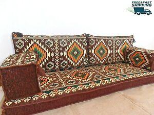 arabic floor seating,floor sofa,oriental seating,arabic furniture,couch- MA 52