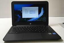 HP Chromebook 11 G4 Celeron N2840 2.16GHz 4GB 16GB eMMC Flash Drive V2W30UT ✔NEW