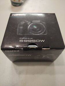 FUJIFILM FINEPIX S9950W 16MP Wi-Fi 50X Optical Zoom Camera purple NEW IN THE BOX