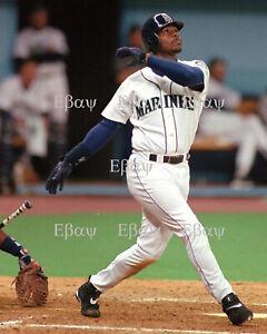 Ken Griffey Jr. 2 - Former Professional Baseball Outfielder 8X10 Photo Reprint