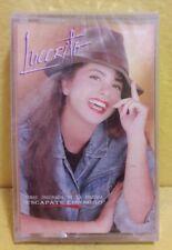 Lucerito : Escapate Conmigo (Soundtrack) - Cassette Brand New Sealed Mex Import