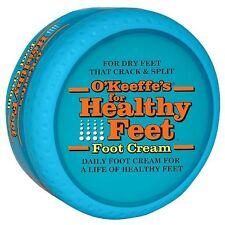 OKeeffes for Healthy Feet Daily Foot Cream 2.70 oz (Pack of 4)