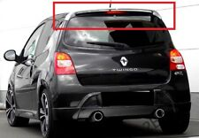 RENAULT TWINGO 2 MK2 GT STILE SPOILER ROOF POSTERIORE NEW