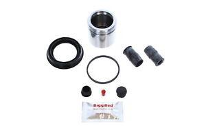 FRONT Brake Caliper Repair Kit +Piston for AUDI A4 2.0 TDi 2008-2015 (BRKP134S)