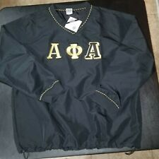 Alpha Phi Alpha Fraternity Inc. Custom design embroidered pullover