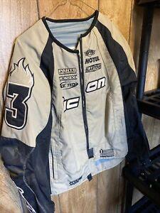 Icon Motosports Motorcycle Jacket