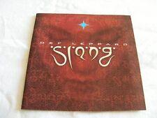 CD-Def Leppard-Slang/first press/1996