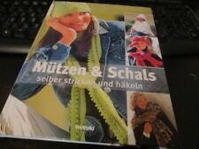 Mützen & Schals selber stricken und häkeln *