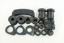SUZUKI BANDIT GSF 600 S GSF600S GSF600 1996 - 1999 MISC RUBBER FRAME GROMMETS