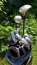 Full set of Mizuno Mens MX 1000 Graphite Right Handed Golf Clubs