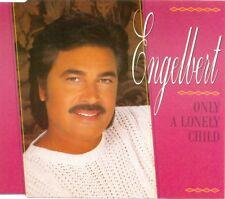 ENGELBERT HUMPERDINCK - Only a lonely child 3TR CDM 1989 / DIETER BOHLEN / RARE!