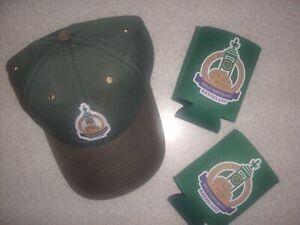 Horse Racing Keeneland 2020 Breeders Cup Hat / Cap + 2 Can Koozies New BC