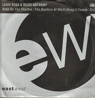 LOUIE VEGA & MARC ANTHONY - Ride On The Rhythm - The Masters At Work - Atlantic