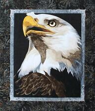 Liberty Eagle Toni Whitney Fusible Applique Quilting Quilt Pattern