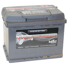 Intact PREMIUM Power Carbon PP65MF 65Ah 12V Autobatterie Starterbatterie *NEU*