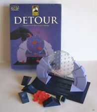 DETOUR GAME FACE TO FACE GAME by Parker 1994, VERY RARE USED, IN EX CONDITION