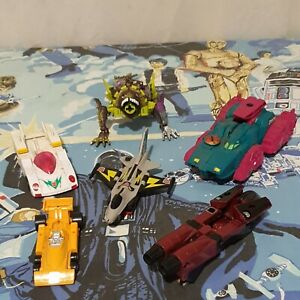 Transformers G1 & 1990s Junkers Spares Or Repair Action Figures Lot No1Hasbro