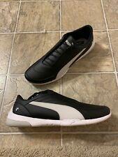 Puma BMW MMS Kart Cat III Shoes Mens Size 14 Black 306218-05