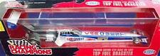 1997 RACING CHAMPIONS NHRA TOP FUEL DRAGSTER BRUCE SARVER CAR QUEST 1/24 DIECAST