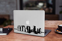 Stonehenge Decal for Macbook Pro Sticker Vinyl Laptop Mac Air Notebook Skin Cool