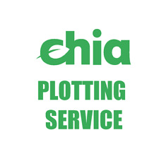 Chia Network Coin Plotting Service Cryptocurrency Mining Farming Investment XCH