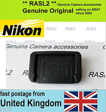 Original Nikon Dk-5 Ocular cubierta D7200 D5500 D3300 D750 D610 D300 D200 D100 D40