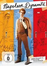 NAPOLEON DYNAMITE (JON HEDER, JON GRIES, AARON RUELL,...)  DVD NEU