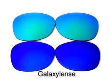 Galaxy Lentes de repuesto para Ray-Ban Rb2132 Nuevo Wayfarer azul y verde 55mm