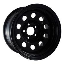 15x10 ET-32 BLACK DEEP DISH MODULAR STEEL WHEEL DISCOVERY 2 5x120