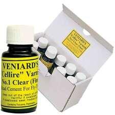 Cellire Varnish - Black - 1 x 15ml btl