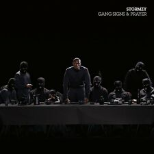 STORMZY GANG SIGNS & PRAYER CD ALBUM (Released February 24th 2017)