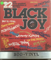 Black Joy - Film Soundtrack Compilation Vinyl LP (1977) Ex+ Con Nice Copy