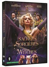 Sacrées sorcières - DVD neuf - nouveauté 2021